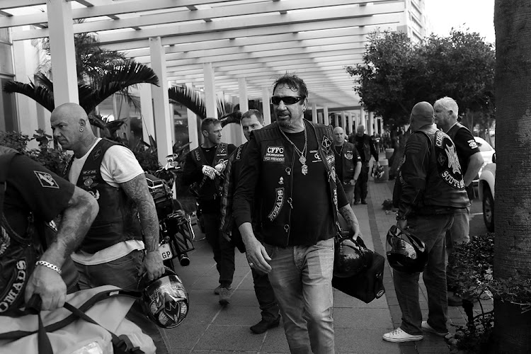 IN PICTURES   Inside the ranks of the Crusaders Motorcycle Club SA