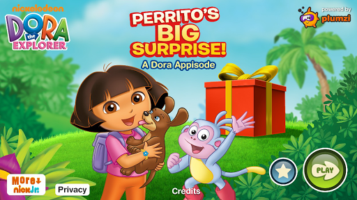 Dora Appisode: Perrito