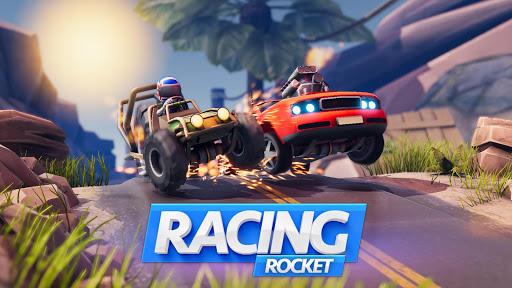 Racing Rocket : Parkour Rivals 1.0.3 screenshots 6