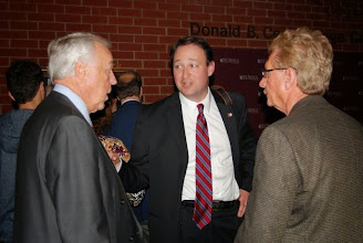 Photo: John Bearce, John Morris, Wayne Baum