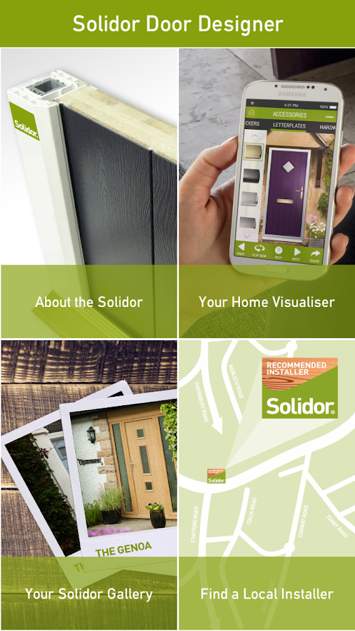 Solidor- screenshot