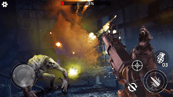 Last Saver: Zombie Hunter Master 5