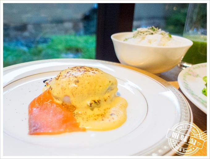 仙台皇家公園酒店早餐廳