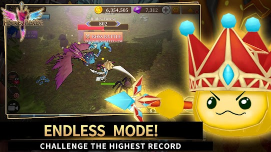 Endless Quest: Hades Blade MOD Apk 1.38 (Unlimited Money) 6