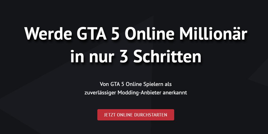 Mit UnlockAll sind die GTA Online Millionen kein Problem mehr