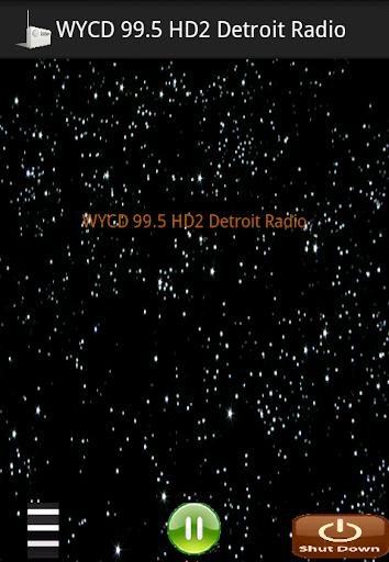 WYCD 99.5 HD2 Detroit Radio