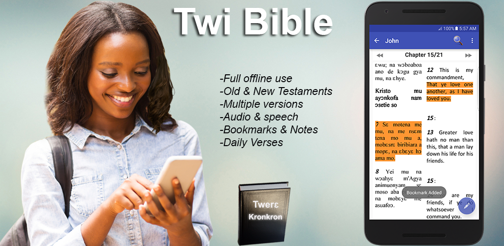 Download Twi Bible APK latest version app for android devices