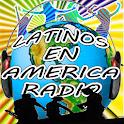 Latinos En America Radio icon