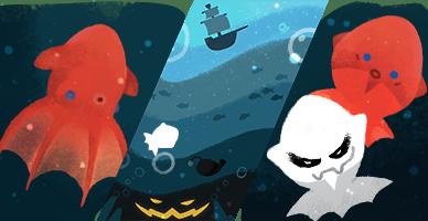 The Best Google Doodle Halloween 2020