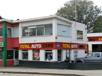 Total Auto Care On Hanover Street Car Accessories Parts In Town