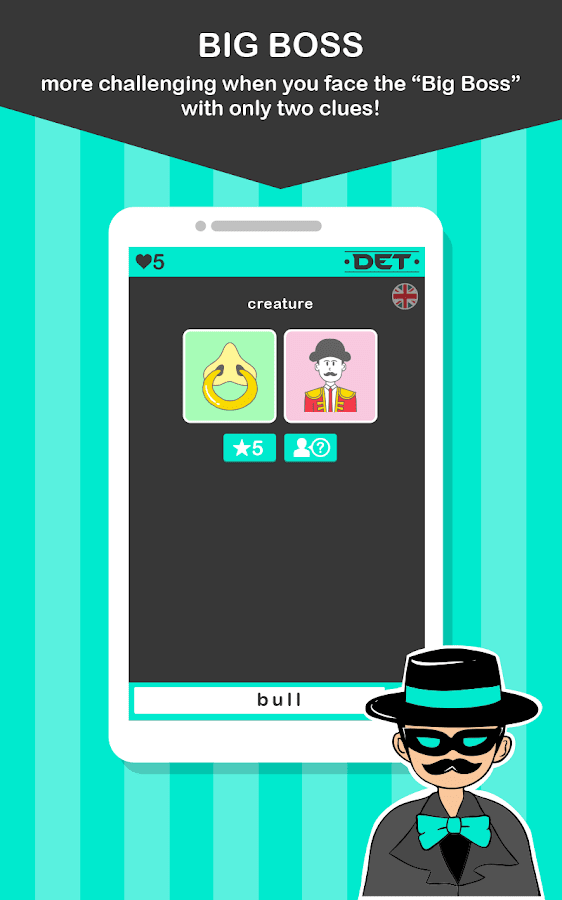 DET: solve the mystery- screenshot