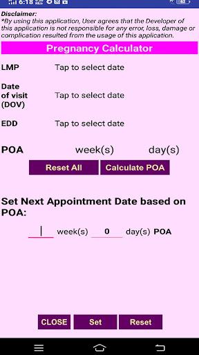 Pregnancy Calculator Malaysia ss2