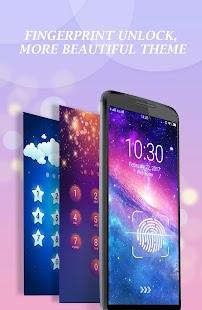 App Lock Pro: Fingerprint - náhled