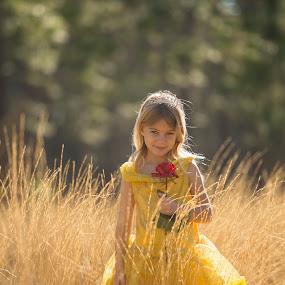 Belle by Jack Goras - Babies & Children Child Portraits