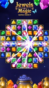 Jewels Magic: Mystery Match3 2