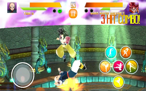Ultimate Hero Battle : Tournament Fight Street  screenshots EasyGameCheats.pro 2