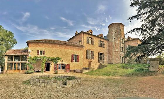 Vente château 16 pièces 854 m2