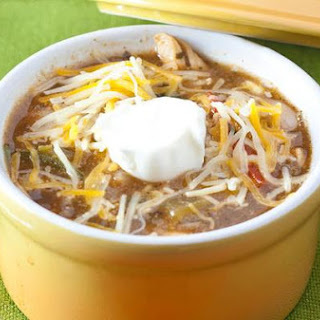 17 Bean White Chicken Chili