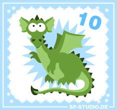 Photo: sp-studio.de Christmas update #10: A pet dragon! Isn't he cute? But be careful when he sneezes.