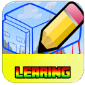 Learning Draw Minecraft Pro icon