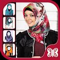 Hijab Style Photo Montage icon