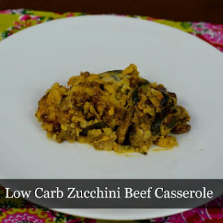 Low Carb Ground Beef Casserole Recipes.