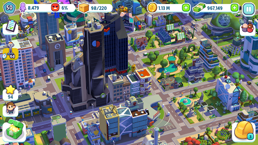 City Mania: Town Building Game for PC