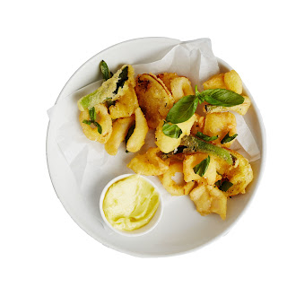 Cornmeal Fried Squid Recipes