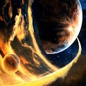 Planet SciFi Backgrounds icon