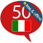 Learn Italian - 50 languages icon
