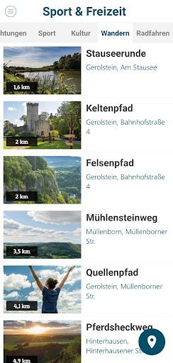 Gerolsteiner Land App  screenshots 3