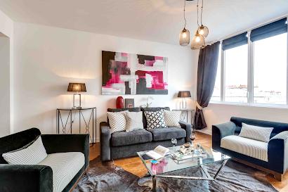 Ravignan I Serviced Apartment, Montmartre