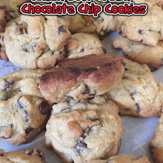 Sour Cream Chocolate Chip Cookies