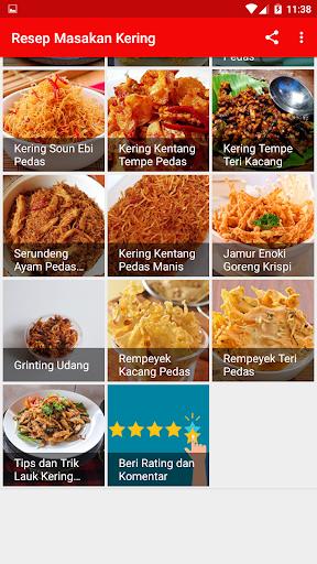Resep Masakan Kering Download Apk Free For Android Apktume Com