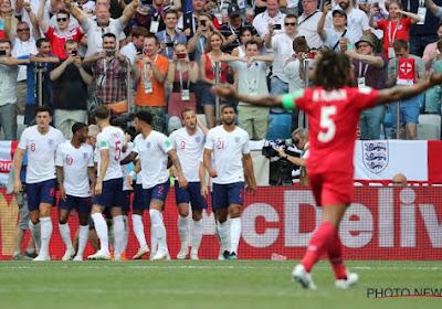 L'Angleterre atomise le Panama, prend la première place du groupe et qualifie la Belgique