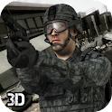 swat sniper 3d shooter target icon