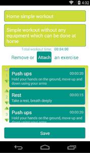 Interval Workout Timer screenshot 5