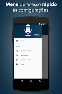 Audio recorder screenshot 3
