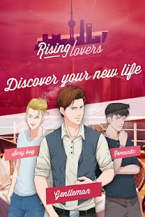 Rising Lovers, Otome Novel 1
