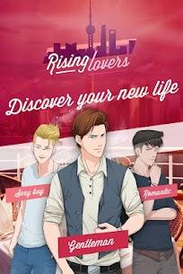 Rising Lovers, Otome Novel 3.0.2 1