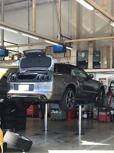 マスタング コンバーチブル  GT 2014のカスタム事例画像 Mustang GT 2014 Convさんの2018年11月21日10:09の投稿