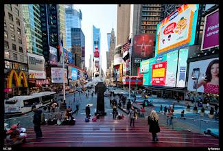 Photo: Times Square.