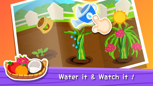Baby Panda's Farm - Kids' farmville screenshot 3