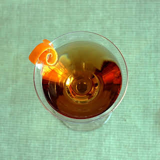 Azteca Cocktail.