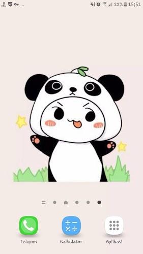 ดาวน โหลด Baby Panda Cute Wallpaper Apk ล าส ด App โดย Batam