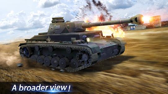 Furious Tank: War of Worlds 3