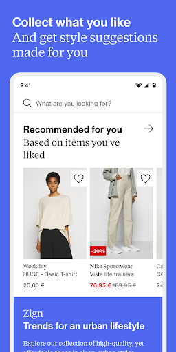 Zalando – fashion, inspiration & online shopping 4.67.0 screenshots 6