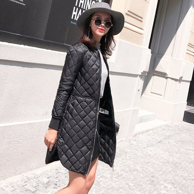 Fashionable quilted jackets 8