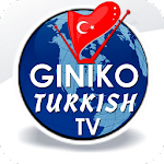 Giniko Turkish TV - Live & DVR Icon
