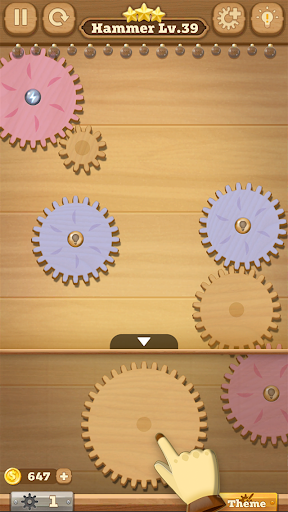 Fix it: Gear Puzzle fond d'écran 2